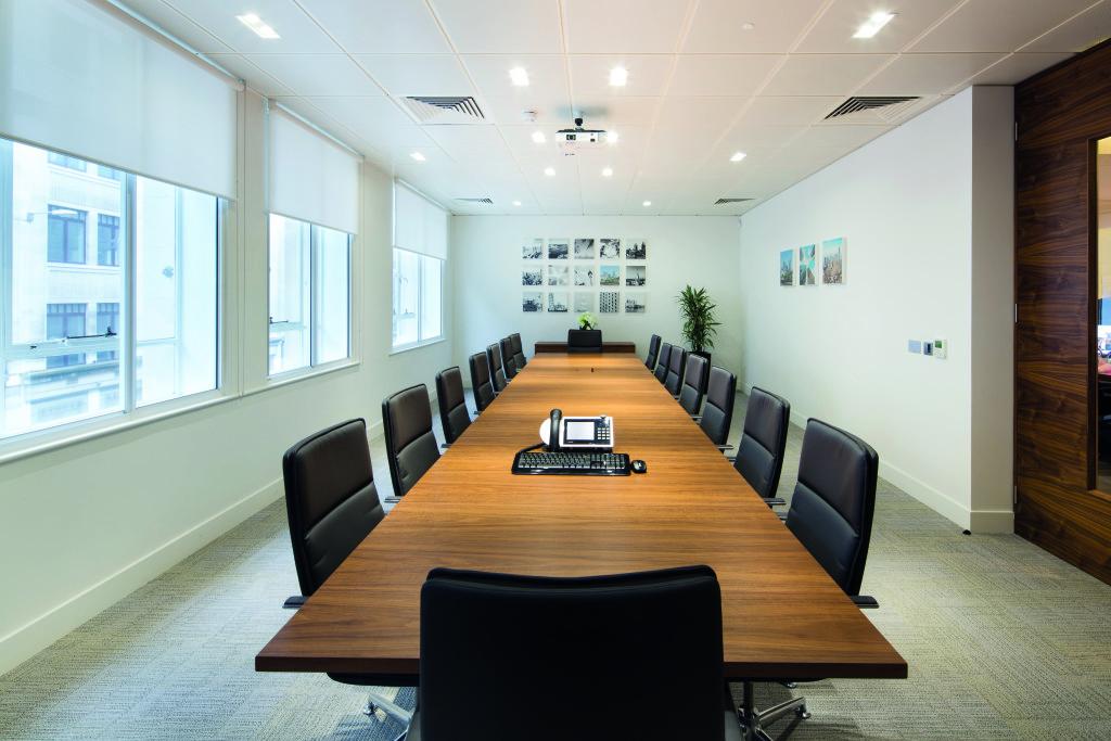 DUAL Boardroom