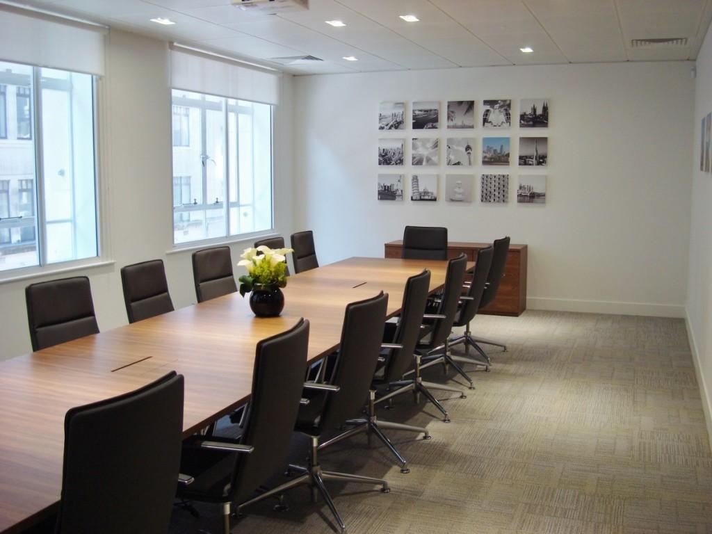 DUAL Boardroom 1