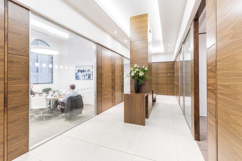 Howden Meeting Room Corridor 2