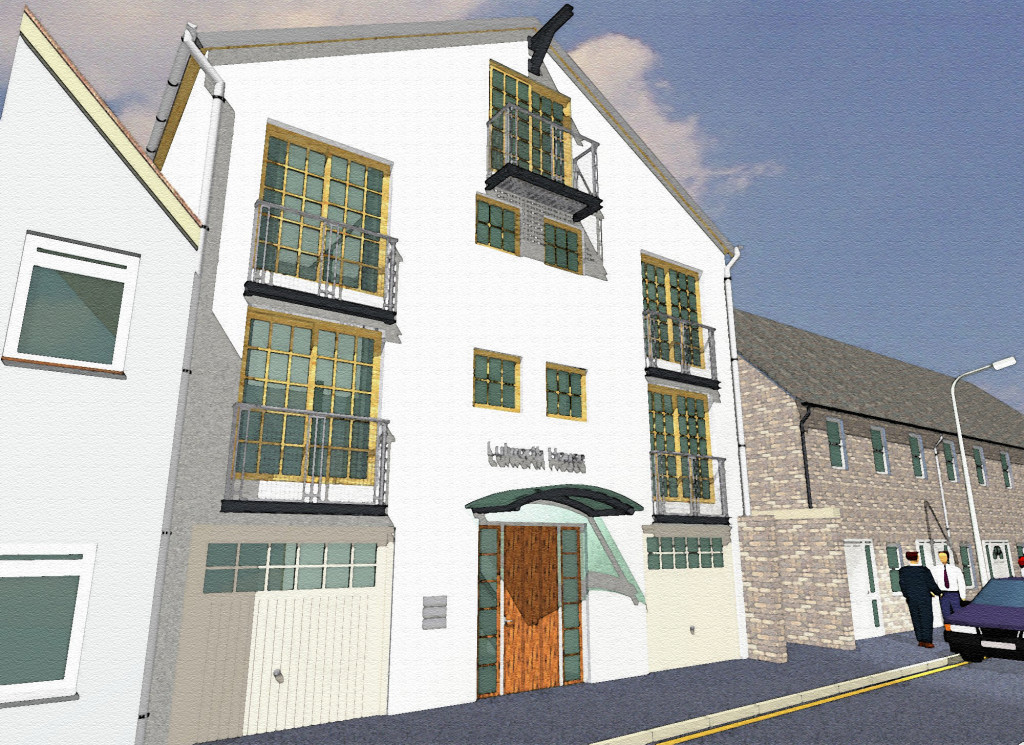 International Property Holdings, Dorset Rd apartments