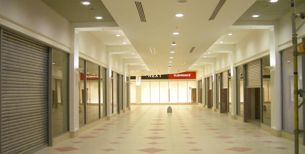 McArthur Glen, Livingston mall at completion
