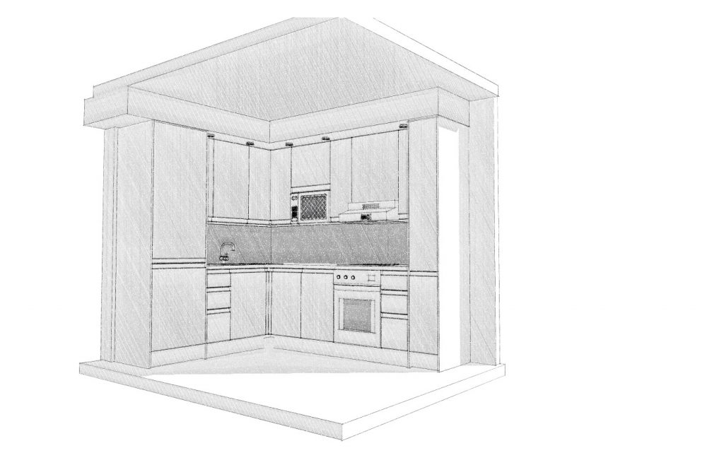 17 Lower Marsh - Kitchen B