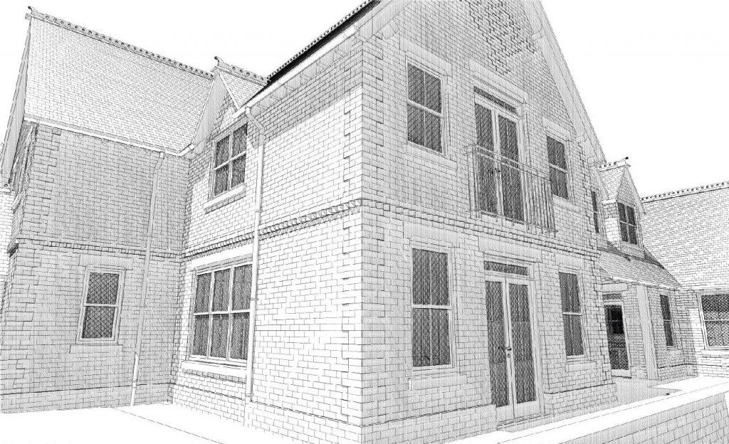 Chauffeurs Cottage.Detail 3D-1