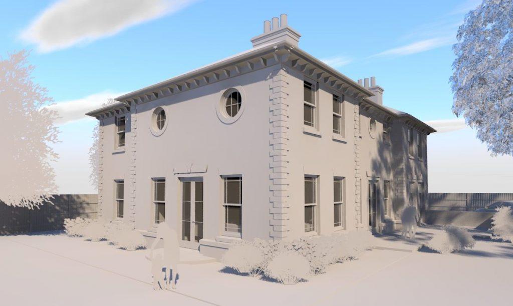 Lady Margaret Cottage, Plot 1 Full Render crop